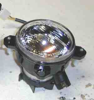 High beam inner headlight to suit all Twinlight EF, XH, EL, and Fairmont