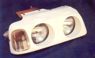 Headlight assembly to suit XF and XG